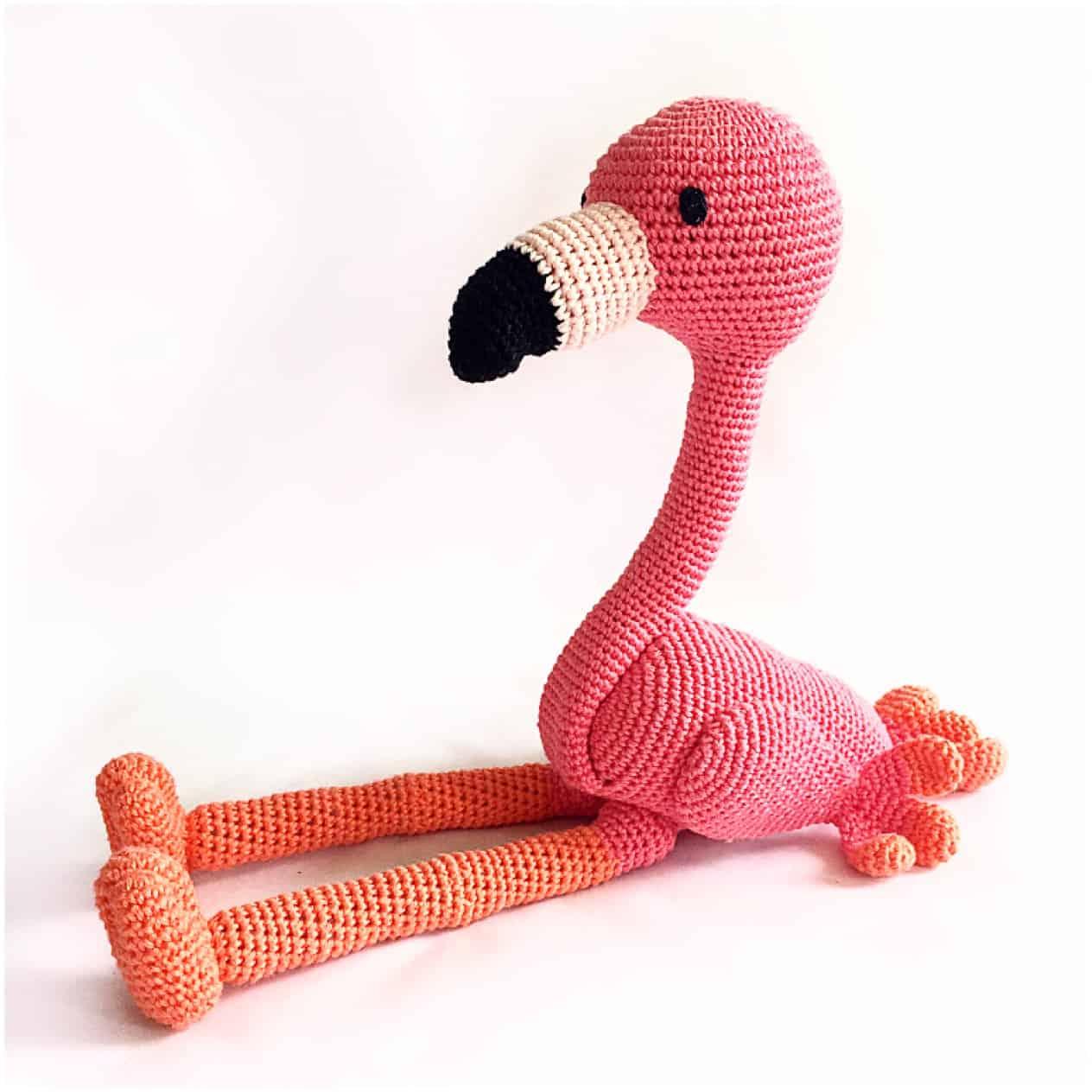Haakpatroon Flamingo Kijk Voor Meer Haakpatronen In Mijn Webshop
