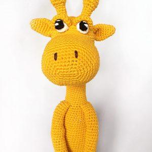 Haakpatroon Giraffe