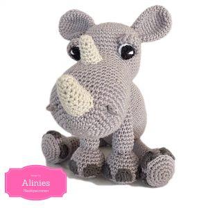 Haakpatroon Rhino
