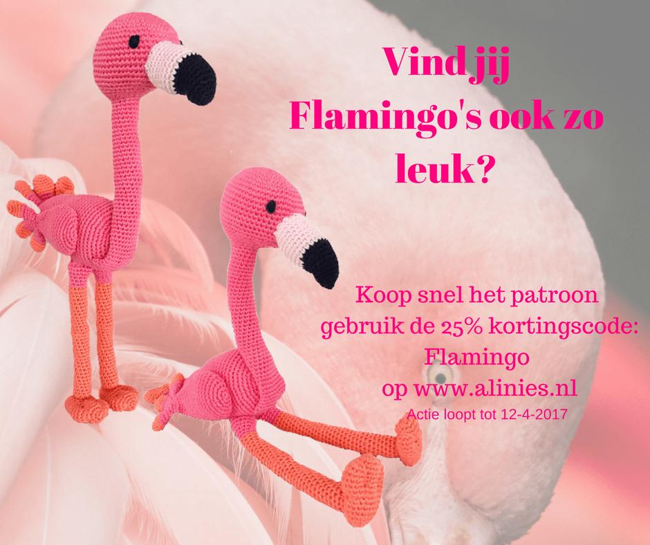 Flamingo Patroon Nu 25 Korting Design By Alinies