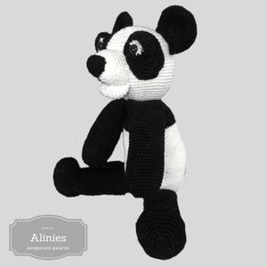 Nieuw Haakpatroon Panda Design By Alinies
