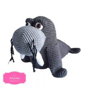 Haakpatroon Walrus